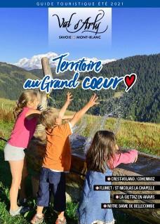 Guide Touristique Été 2021